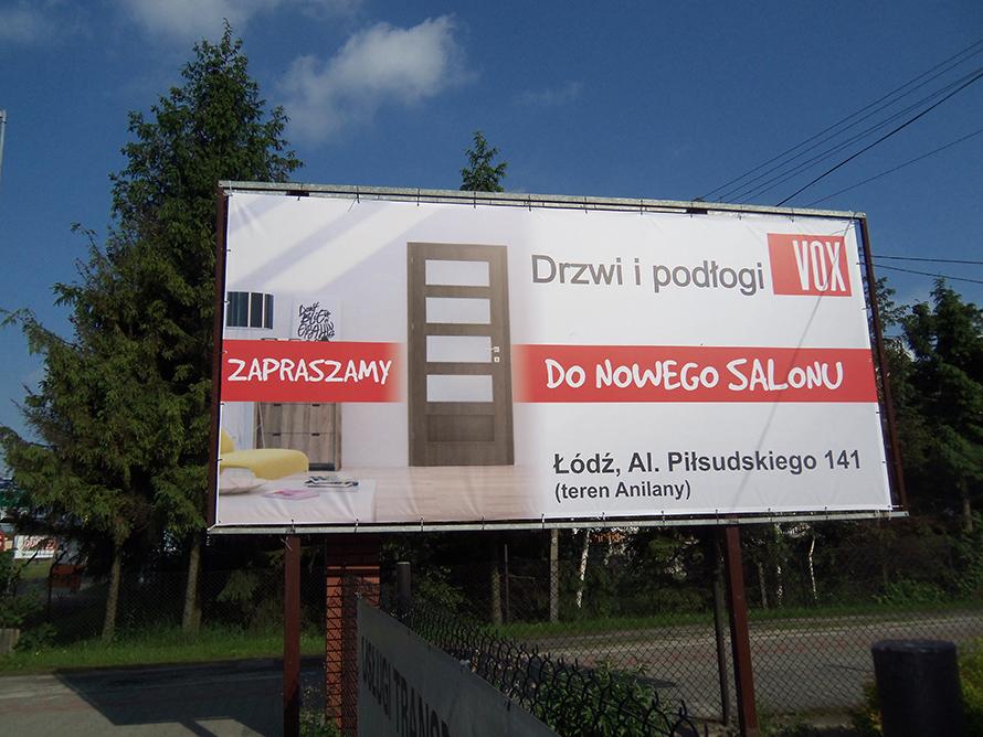 Konstrukcje reklamowe do samodzielnego montażu